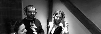 Srpanj 2015. Uvježbavanje pratećih vokala.
